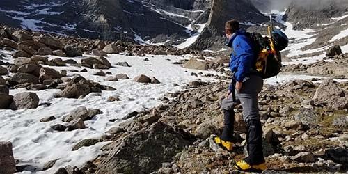 Bergschuhe Kategorie 5