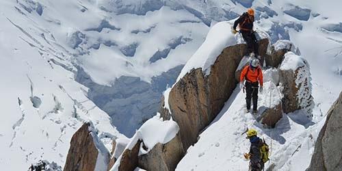 Bergschuhe Kategorie 6